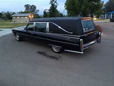 1975 Cadillac Miller Meteor 3 Way Hearse For Sale