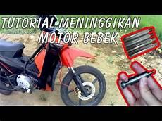 Harga Shock Depan Variasi Motor Bebek by Tutorial Meninggikan Shock Depan Motor Bebek 23