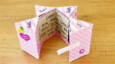 geburtstagsgeschenk 18 beste freundin magische karte basteln f 252 r die beste freundin