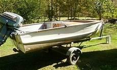 vintage aluminum boats boats for sale