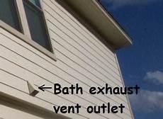 Bathroom Vent Fan Outside by Bathroom Exhaust Vents In Your San Antonio Area Home Jwk