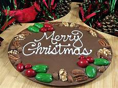 combo merry christmas chocolate pizza hb peanut butter wings