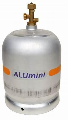 alumini gasflasche 2 kg leer