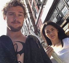 finn jones instagram iron finn jones and henwick photo via finn