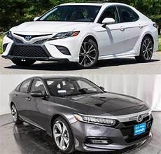 honda accord 2018 vs toyota camry 2018 2018 toyota camry vs 2018 honda accord which do you