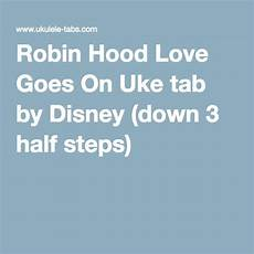 Robin Malvorlagen Ukulele Robin Goes On Uke Tab By Disney 3 Half