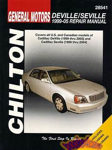 online car repair manuals free 2002 cadillac deville transmission control 2002 cadillac deville shop manual repair book service