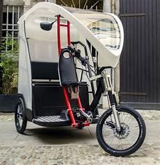 fahrradtaxi yokler beim deutschlandvertrieb greenbike