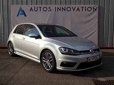 golf 7 r occasion volkswagen golf 7 1 4 tsi 140 r line v 233 hicule d occasion