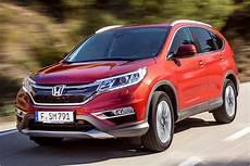 Honda Cr V Neu 2017 Preise Technische Daten Alle Infos