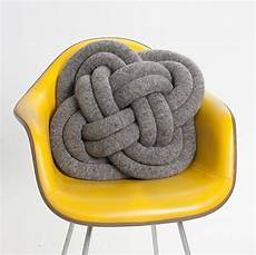 knot pillow create a fabric and stuff tie into any boyscout knot sew ends