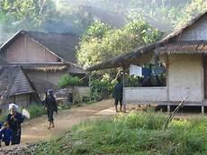 Suku Baduy Dalam Rumah Adat Suku Baduy Dalam