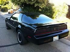 find used 1982 pontiac firebird trans am rider kitt