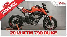 It S New 2018 Ktm 790 Duke Price Specification Review