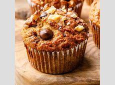 coconut banana muffins_image