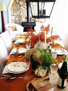 Tischdeko F 252 R Herbst Selbstgemacht Und Modern Arrangiert