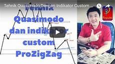 Quasimodo Malvorlagen Terbaik Tehnik Quasimodo Dengan Indikator Custom Prozigzag Bisa