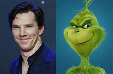 grinch malvorlagen anak benedict cumberbatch bintangi how the grinch stole
