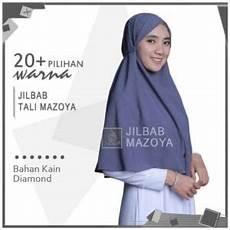 10 Model Jilbab Instan Yang Praktis Modis Untuk Ke