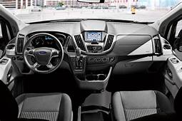 2019 Ford Transit Passenger Van Interior Photos  CarBuzz