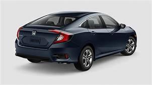 Honda Recalls Model Year 2018 Civics