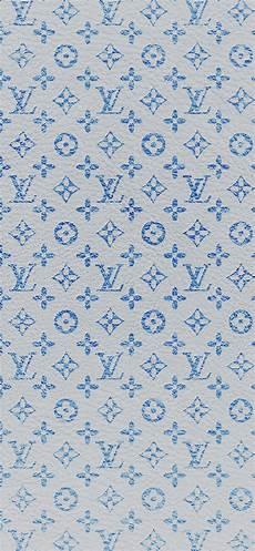 louis vuitton wallpaper iphone xs max louis vuitton blue pattern iphone x wallpapers free
