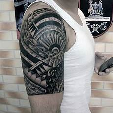 Oberarm Tribal - 101 tribal arm ideas for incl chest and back