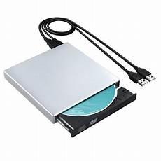 victsing portable cd drive slim external cd rw drive dvd