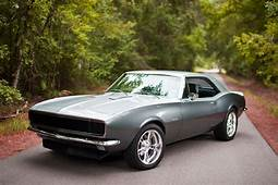 Awesome Two Tone 1967 Chevrolet Camaro RS Restomod