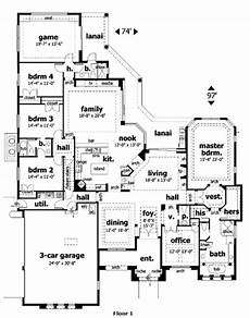 single story house plans with bonus room house plans in law suites single story single story with