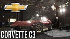 The Crew Chevrolet Corvette C3 Tuning
