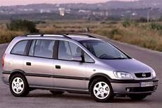 Gebrauchtwagen Opel Zafira 1999 2005 Galerie