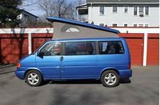 how cars work for dummies 2001 volkswagen eurovan interior lighting buy used 2001 volkswagen eurovan mv weekender westfalia techno blue pearl in cambridge