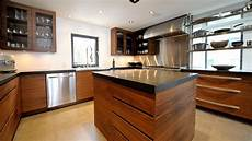 Cuisine En Bois The Gastown Wood Stainless Modern Kitchen Ateliers Jacob