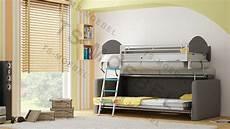 ts m 246 bel wall bed duo sofa mit etagenbett inkl matratzen neu