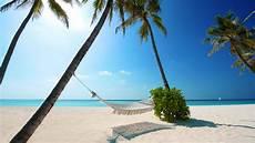amaca sul mare amaca sfondo hd sfondi maldive hawaii fiji tropici caraibi