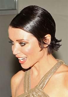 sleek sassy pixie cut for dannii minogue short haircut hairstyles weekly