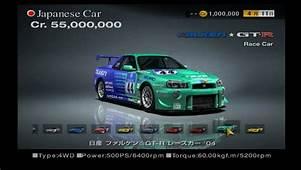 Nissan FALKEN☆GT R Race Car 04  Gran Turismo Wiki
