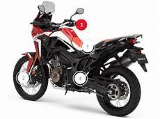 Crf1000l Africa Road Touring Motorcycle