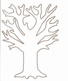 Malvorlage Herbst Baum Fensterbilder Herbst Basteln 25 Ideen Und Vorlagen Zum