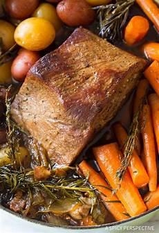 rinderbraten rezept einfach s best beef pot roast dinner a spicy perspective