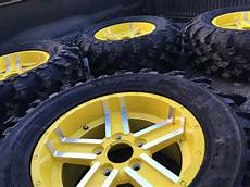 new wheels and tires deere gator forums