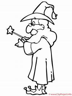 Zauberer Ausmalbilder Kostenlos Zauberer Malvorlage Malvorlagen Zum Ausdrucken