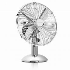 ventilateur de table silencieux ventilateur de table chrom 233 30 cm achat vente