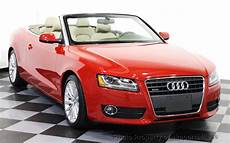 2012 Used Audi A5 Cabriolet Certified 2 0t Quattro