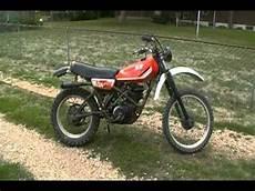 Yamaha Xt 250 - my new yamaha xt 250