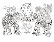 Malvorlage Erwachsene Elefant Elefanten 38100 Elefanten Malbuch Fur Erwachsene