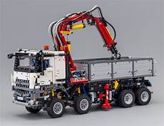 lego technic mercedes review 42043 mercedes arocs 3245 lego technic