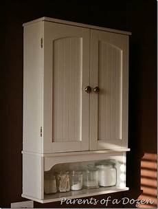 Bathroom Cabinet Ideas Above Toilet by Storage The Toilet Epsom Salts Bath Etc