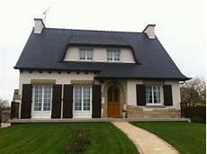 Fen 234 Tres Pvc Blanc Maison N 233 O Bretonne Cr 233 Hen